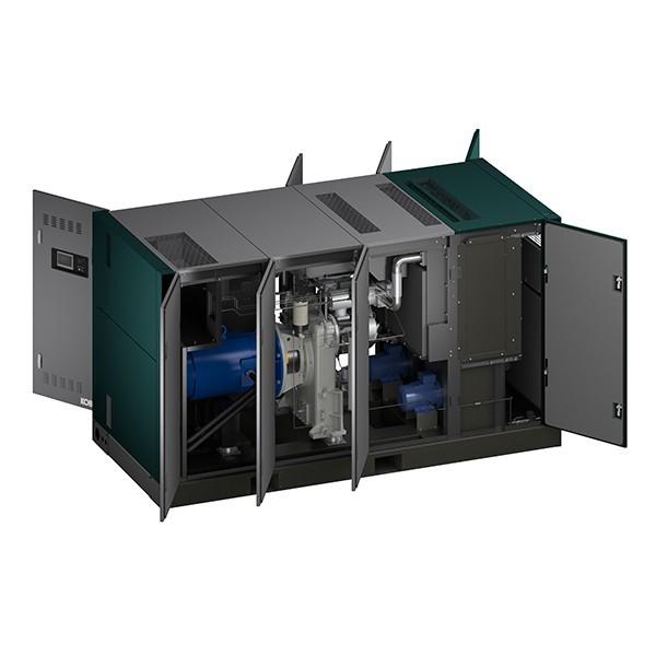 Air Compressor Emeraude-ALE